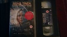 STAR TREK DEEP SPACE NINE SEASON 4  VOL 12 VHS VIDEO