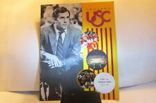 Collection Of Five USC 3 1985s-1 1986 -1 1987 Basketball Programs-1 Game Ticket