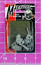 Warhammer Marauder Miniatures Dwarf Swivel Gun NIB - Rare & OOP - Citadel Dwarfs