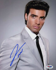 Jencarlos Canela SIGNED 8x10 Photo Telenovela The Passion PSA/DNA AUTOGRAPHED