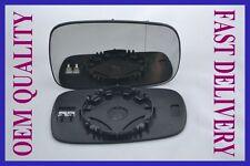 RENAULT CLIO mk3 2005-2009 DOOR MIRROR GLASS ASPHERIC ELCTRIC/HEAT RIGHT H/S