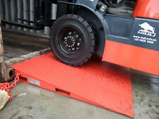 Forklift Container Ramp, Loading Ramp, Heavy Duty 8Ton, Call us on 9625 5666