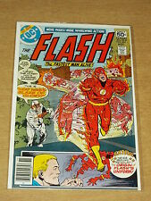 FLASH #267 DC COMICS NOVEMBER 1978 COSTUME ORIGIN