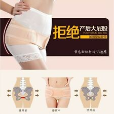 Hip Reducer Postpartum Recovery Maternity Compression Band Belt Body Shaper new