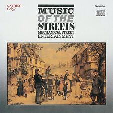 Music of the streets-Mechanical street Entertainment NEUF