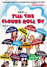 TILL THE CLOUDS ROLL BY FRANK SINATRA JUDY GARLAND NEW CLASSIC DVD