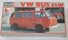 SEALED NOS Revell VW BUS ELW  #7330 1/25 Scale Model Kit Germany