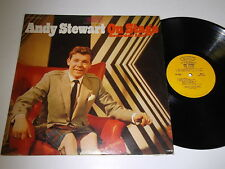 Andy Stewart: On Stage Live LP - Epic BF 19057