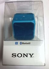 Sony SRS-X11 Ultra-Portable Bluetooth Speaker - TEAL - NEW