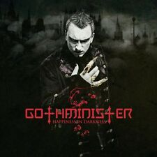 Gothminister - Happiness in Darkness [New CD]