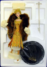 Charleston Barbie Porcelain doll * NRFB* Bob Mackie