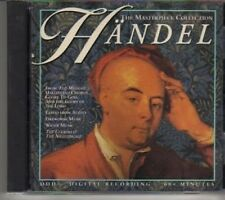 (BV324) The Masterpiece Collection - Handel - 1991 CD