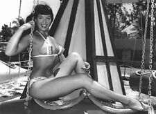 BETTY PAGE MOVIE STAR   8X10 GLOSSY PHOTO