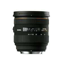 Sigma 24-70 mm / 2,8 EX DG HSM Objektiv für Nikon Digital B-Ware Fachhändler