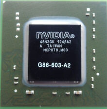 New original NVIDIA G86-603-A2 Notebook VGA Graphic Chipset DC 12+