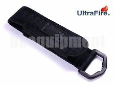 Ultrafire Holster Belt Bag Nylon Pouch AA Flashlight U20S/M1/M2/M5/113 1A