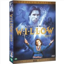 WILLOW (1988) DVD (New,Sealed) ~ Val Kilmer