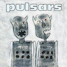 PULSARS - Self-Titled  (CD 1997) USA Import EXC-NM 16 Tracks Indie Electro Pop