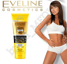 EVELINE Slim 4d CONCENTRATO ANTI-CELLULITE SIERO mesoterapia & ultrasuoni