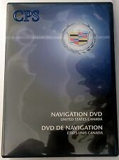 2007 2008 2009 Cadillac Escalade EXT ESV Navigation DVD CD # 8293