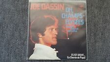 Joe Dassin - Oh, Champs-Elysees 7'' SUNG IN GERMAN