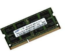 4GB SAMSUNG DDR3 Notebook Speicher RAM 1066 Mhz SO-DIMM PC3-8500S 204 pin