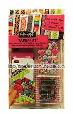 FASHION ANGELS Phone Case Stylist Kit TAPEFFITI Fits iPhone 4/4S/5 STICKERS+TAPE