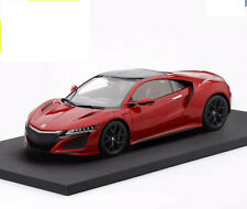 TSM 1:18 HONDA Acura NSX Die Cast Model Red
