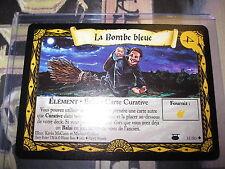 HARRY POTTER TCG CHEMIN DE TRAVERSE LA BOMBE BLEUE 35/80 UNCO FRANCAIS NEUF