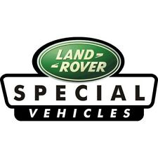 Land Rover Special Vehicle Vinyl Sticker Defender Discovery 90 110 TD5