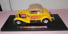 1932 Ford Roadster Street Rod 1:18 Road Legends,Top
