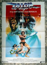 TALON / The Sword and the Sorcerer * A1-Filmposter - Ger 1-Sheet -1982 Fantasy