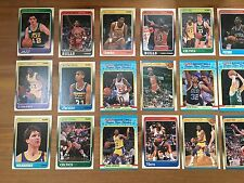 1988 Fleer Basketball Sets (10) Michael Jordan PSA 10 $23,5000