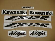 zx12r 2004 ninja complete decals stickers graphics set kit adhesivi aufkleber 04