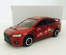 Takara Tomy Tomica Mitsubishi Lancer Evolution X  ( RALLIART SPEC ) - RED