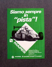 I960- Advertising Pubblicità -1982- MAPES SPECIALISTI IN ACCESSORI HI-FI VIDEO
