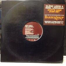 "NM 12""~GLENN LEWIS~AMEL LARRIEUX~What's Come Over Me~[Vinyl Mix~Inst~Radio~Acap]"