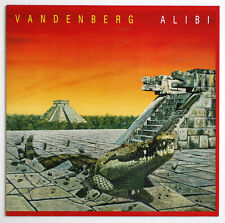 NM VANDENBERG Alibi hard rock heavy metal germany 1985 atco 790295-1 LP N.MINT
