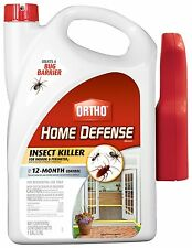 Insect Killer Spray Barrier Outdoor Bugs Perimeter Ortho Home Defense MAX 1Gal