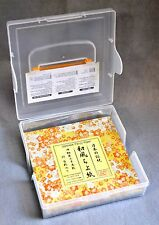 Chiyogami Papers & Origami Holder Case Box Set Traditional Japanese Kimono 6x6