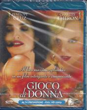 Blu-ray **GIOCO DI DONNA** con Penelope Cruz Charlize Theron nuovo 2005