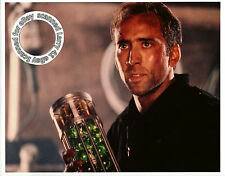 Nicolas Cage color 8x10 still THE ROCK (1996) MINT, action film