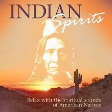 CD Indian Spirits von Various Artists  2CDs