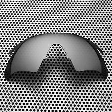 New Volt Polarized Silver Replacement Lenses for Oakley M Frame Heater
