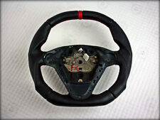 custom FORD Fiesta mk7 VII Steering Wheel Flat top & bottom Thumbs thick Volante