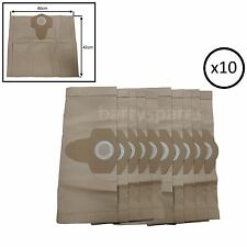 10 Strong Dust Bags for Einhell  BT-VC 1250 BT VC1250 Vacuum Cleaner hoover