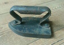 Vintage flat iron