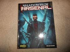 Shadowrun 4th Ed Arsenal 2nd Printing