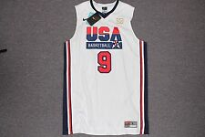 AUTHENTIC Nike Michael Jordan USA Olympic 1992 Dream Team Jersey size L