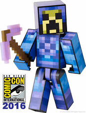 SDCC 2016 Mattel Minecraft Survival Mode Player 1 Exclusive SDCC Skeletor skin *